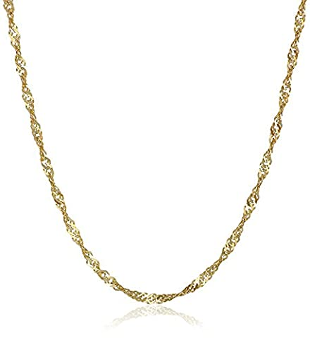 PRINS JEWELS Femme Homme 585 or jaune 585/1000 (14 cts)