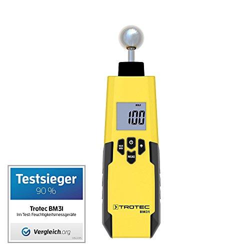 TROTEC BM31 Feuchteindikator, Feuchtemessgerät