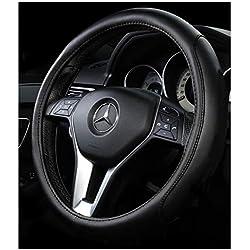 Couvre Volant, classe B, classe C c200le300lGLC, classe GLC, classe GLE, classe Mercedes-Benz GLE, Couvre-volant en Cuir,A