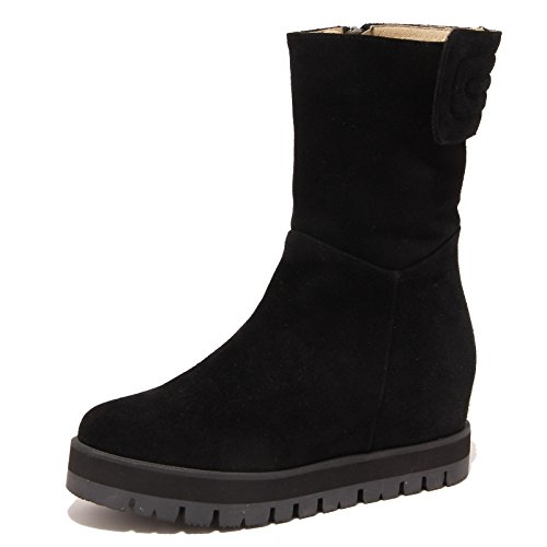 2149P stivale donna PALOMITAS suede nero shoe boot woman [40]