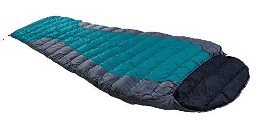 Preisvergleich Produktbild Warmpeace VIKING BLANKET 180 cm leichter Schlafsack Daunenschlafsack 3 Jahreszeiten (Links)