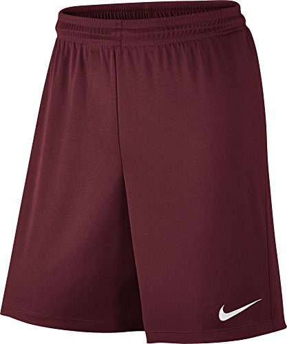 Nike Herren Park II Knit Shorts mit Innenslip, team red/white, L, 725903-677