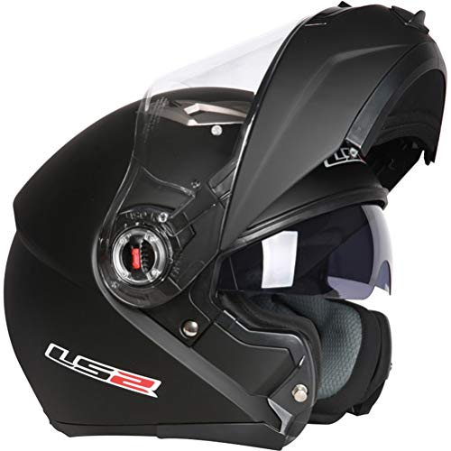 Double Lens Flip Up Motocross Helme Abs Material Classic Mountain Road Motorradhelm Antikollisionsschutz Modular Racing Helm 23 Sonderfarben -