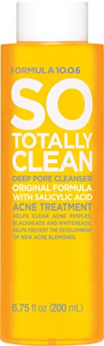 Formula 10.0.6 Totally Clean Cleanser Original Formula 6.75 FL OZ by Formula 10.0.6 -