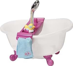 lansay 23458 poup e baby born baignoire interactive jeux et jouets. Black Bedroom Furniture Sets. Home Design Ideas