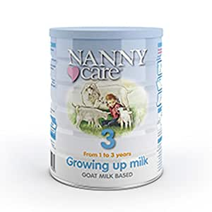 Nanny Care - From 1 to 3 Year - Growing Up Milk - 900g