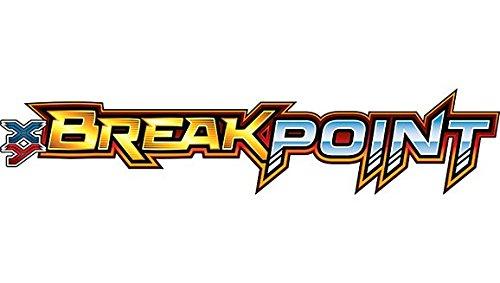 Box Booster Xy Pokemon (Pokemon XY-BREAKpoint Booster Box)