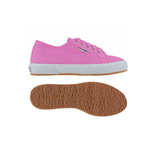 Superga 2750- Plus Cobinu, Baskets Basses femme Fuschia