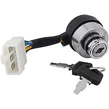 Interruptor de Encendido 6-Wire Universal para 2.5-6.5KW generador de Gas 188F