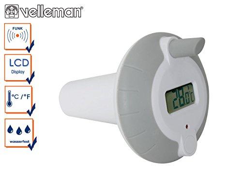 Ersatzsensor für Velleman Funk Wasserthermometer WSPT1