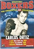 BOXING - Carlos Ortiz v Lane 1959, Torres 1960, Bizzarro 1966 - Becoming Vert Hard To Find - The Undisputed Dvd Collection