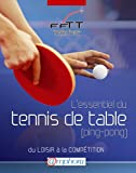 L'essentiel du tennis de Table