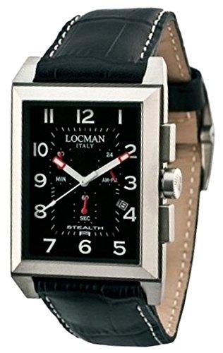 Locman 024200BKNWH2PSK Reloj de pulsera para hombre