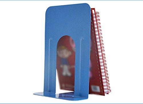 DFHHG® Estante de libros del estante del libro del metal del estudiante 15.2 * 22.5 Cm de los efectos de escritorio de la oficina durable