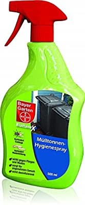 Bayer Mülltonnen-Hygiene Spray 500 ml von Bayer Garten bei Du und dein Garten