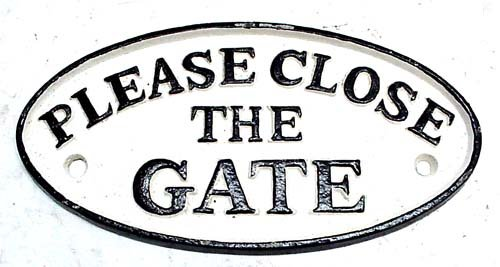 please-close-the-gate-cast-iron-sign