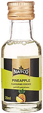 Natco Pineapple Flavouring Essence, 28 ml