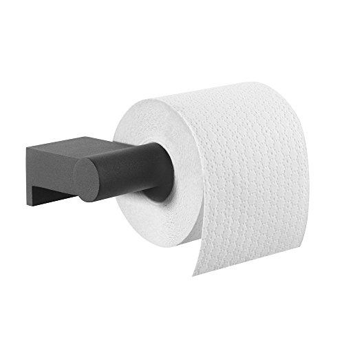 Toilettenpapierhalter Tiger Bold Stahl Schwarz