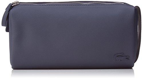 Lacoste NH2345HC Neceser Bolso Clásico para Hombre, Color Azul Peacoat
