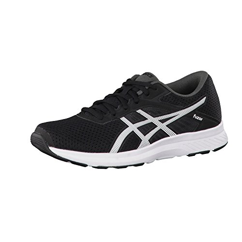 Asics Fuzor Ladies Running Shoes AW16, Color BlackWhite