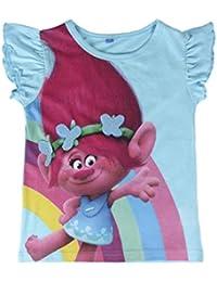 Trolls Camiseta Niña Poppy