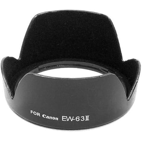 Pixtic EW-63 II - Parasol para Canon EF 28mm f/1.8 USM, EF 28-105mm f/3.5-4.5 USM y EF 28-105mm f/3.5-4.5 USM