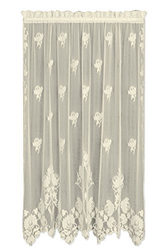 Heritage Lace Windsor 60-Inch Wide by 84-Inch Drop Panel, Ecru by Heritage Lace -