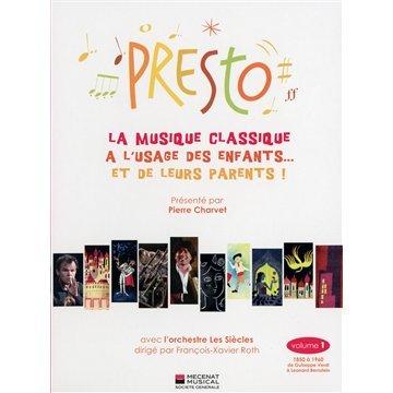 Bild von Presto - la Musique Classique a l'Usage des Enfant [DVD-AUDIO]