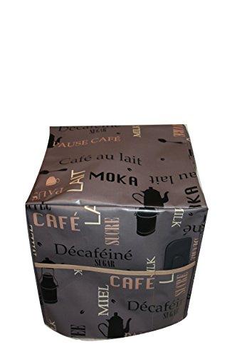HOUSSE DE PROTECTION POUR THERMOMIX TM5/TM31/TM6 Sans Varoma Modèle MOKA