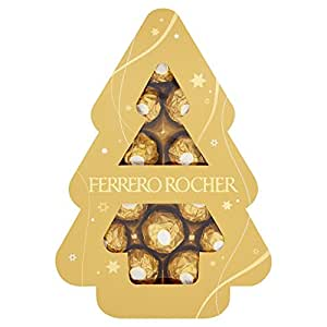Arbre de Noël FERRERO Rocher (boîte cadeau 150g)