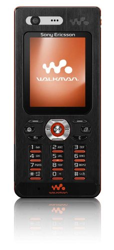 Sony Ericsson W880i steel silver UMTS Handy