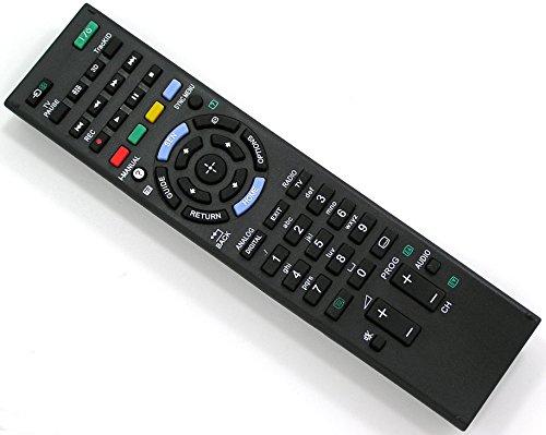 Ersatz Fernbedienung für SONY LCD LED TV Fernseher Remote Control / SO10 / KDL-22EX553 KDL-26EX553 KDL-32EX653 KDL-32HX750 KDL-32HX751 KDL-32HX753 KDL-32HX755 KDL-32HX757 KDL-32HX758 KDL-32HX759 KDL-40EX650 KDL-40EX653 KDL-40EX655 KDL-40HX750 KDL-40HX751 KDL-40HX753 KDL-40HX755 KDL-40HX756 KDL-40HX757 KDL-40HX758 KDL-40HX759 KDL-40HX75G KDL-40HX850 KDL-46EX650 KDL-46EX653 KDL-46EX655 KDL-46HX750 KDL-46HX755 KDL-46HX850 KDL-55HX750 KDL-55HX850 (Sony Lcd-tv-fernbedienung Bravia)