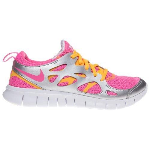 Nike Free Run 2 (PSV) Schuhe Sneaker Kids Kinder 477702-600 (35) (Nike Schuhe Free Kid)