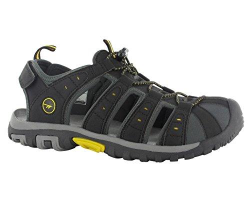 Hi-Tec Shore Sandal De Marche Black