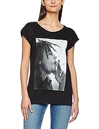 Urban Classics Ladies T-Shirt Bob Marley