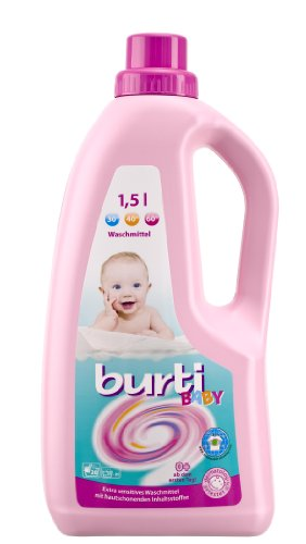 burti Waschmittel Baby, 1er Pack (1 x 1.5 l)