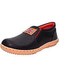 Twin Kids Fashion Casual Shoe TWH-1802 brown and Black colours