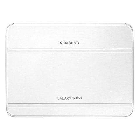 Samsung Buchdesign Tasche für Galaxy Tab 3 (10,1 Zoll) weiß