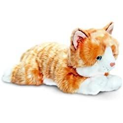Shop of Legends - Gato de peluche (Keel Toys SC1486)