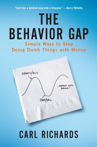 The Behaviour Gap: Simple Ways to Stop Doing Dumb Things with Money