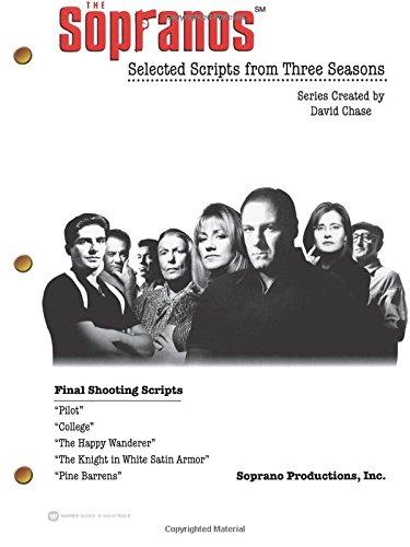 The Sopranos (Sm): Selected Scripts from Three Seasons por David Chase