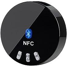ESYNiC Ricevitore Bluetooth 4.0 - Auto Adattatore Musica Aux 3.5mm