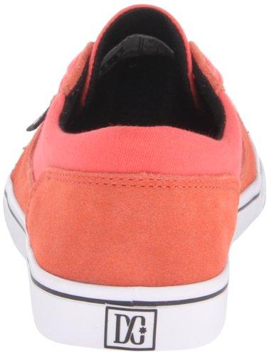 DC Shoes  Bristol J Shoe Bre, chaussures basses femme Rouge