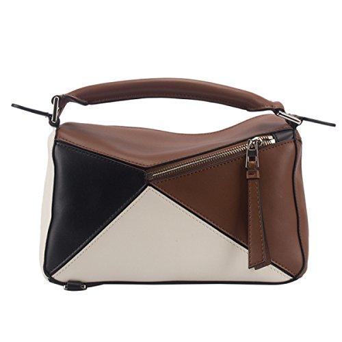Frauen-Art- Und Weisemetallabend-Handtaschen-geometrische Kupplungs-Geldbeutel-Beutel A