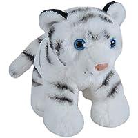 Wild Republic - CK Mini tigre blanco bebé de peluche, ...