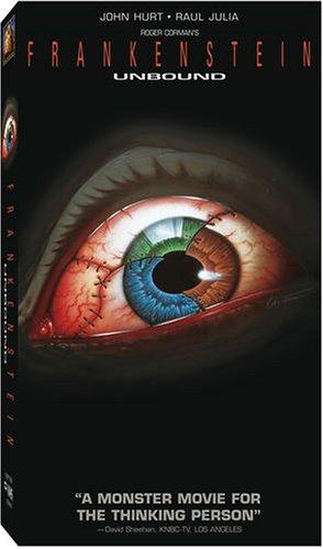 Frankenstein Unbound [USA] [VHS]