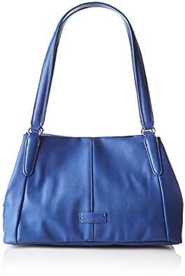 Tamaris Women's Amal Shoulder Bag Shoulder Bag Blue Size: standard size