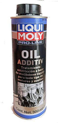 Liqui Moly Motoröl ADDITIV mit Mos2 - Pro Line 300ml (1) - Reduzieren Sie den Motorverschleiß um...