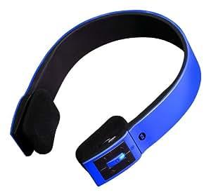 Sonixx X-Sport Bluetooth Casque sans fil avec microphone (iPhone / iPad / Android / Windows / Samsung Galaxy / HTC etc.) - Bleu