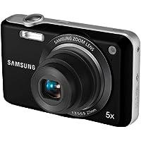 Samsung ES65 Digitalkamera (10 Megapixel, 5-fach opt. Zoom, Bildstabilisierung, 27mm-Weitwinkel) schwarz